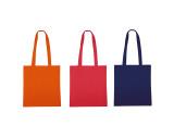 Bolsa de algodón de colores - Certificado OEKO-TEX Standard 100