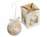 Bola de plástico para árbol de navidad